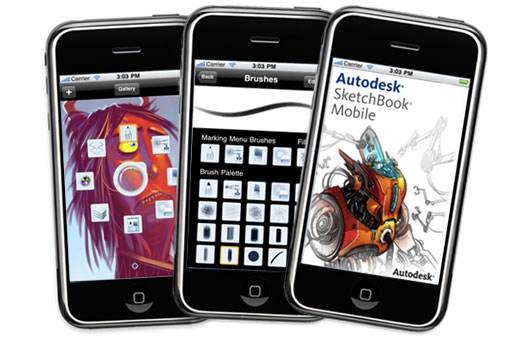 Autobook Sketchbook – Epic Artist App by http://worldcrafter.files.wordpress.com