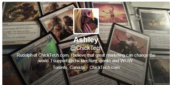 ChickTech Twitter Profile