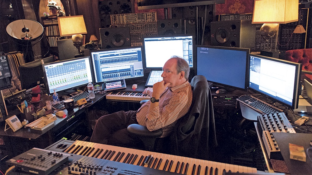 Hans Zimmer. Photo by: https://pmcvariety.files.wordpress.com